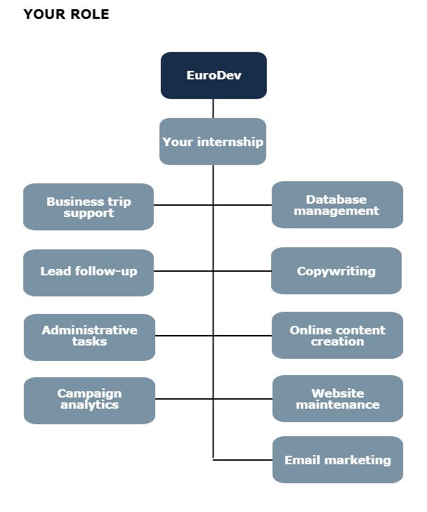 International Marketing Internship