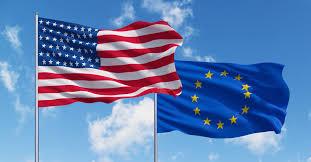 US EU flag HVAC landing lage
